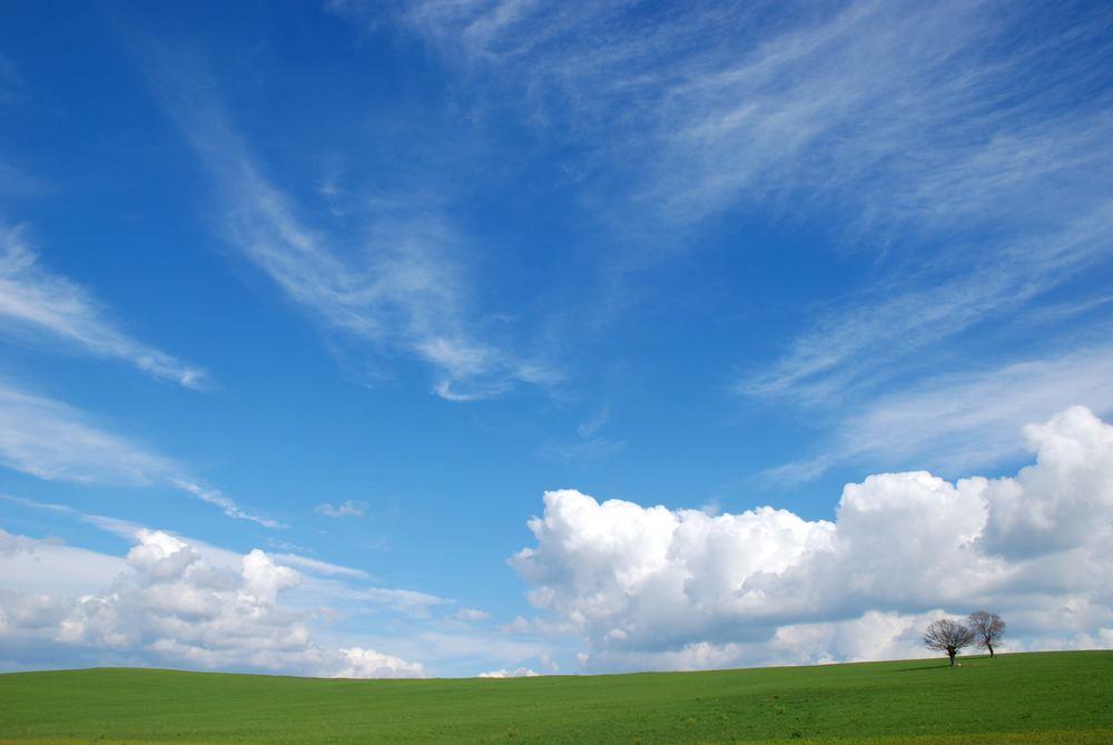 Himlen i våra tankar