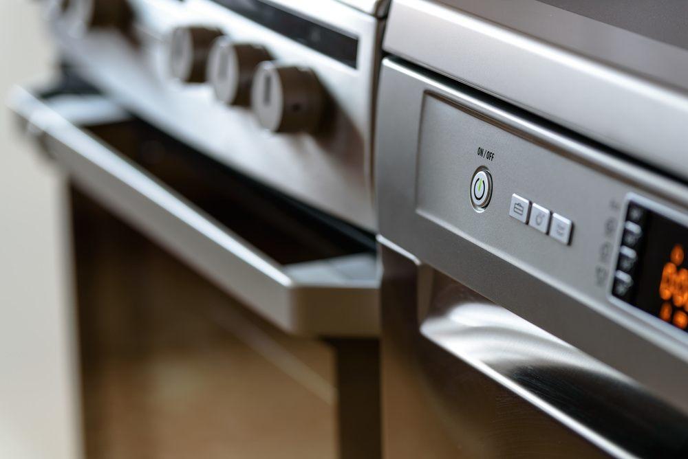 Uppgradera lägenheterna med gasspis